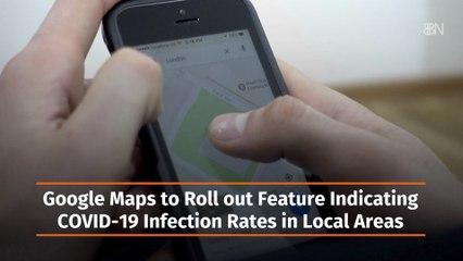 Google Maps Gets A Health Update
