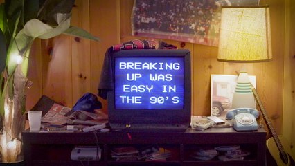 Sam Hunt - Breaking Up Was Easy In The 90's