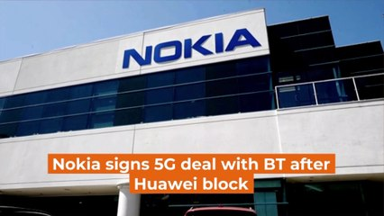 Nokia Joins With BT