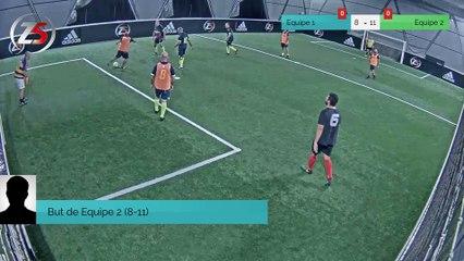 But de Equipe 2 (8-11)