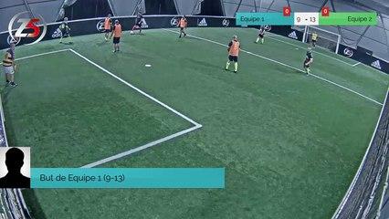 But de Equipe 1 (9-13)