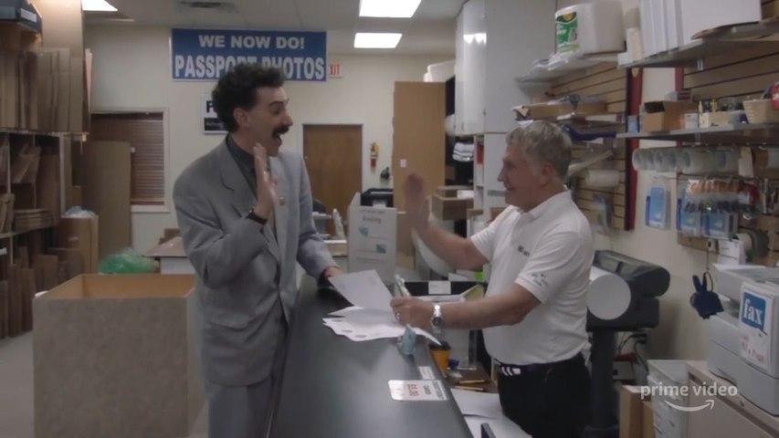Borat is Back - teaser trailer (Prime Video)
