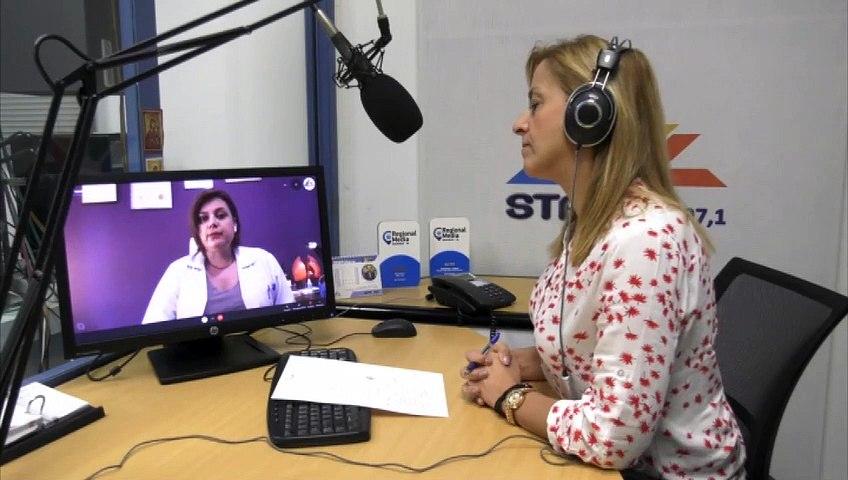 Αθανασία Κατσώνη: Την ώρα που βράζει η Αττική, πρέπει να είμαστε 10 φορές περισσότερο προσεκτικοί