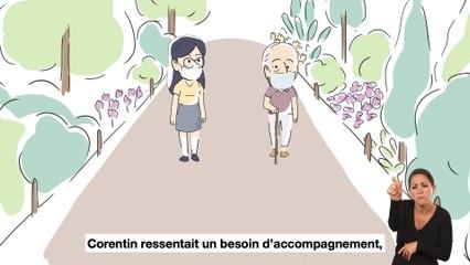 Entraide et solidarité pour rompre l'isolement (Ensemble pour l'autonomie, septembre 2020)