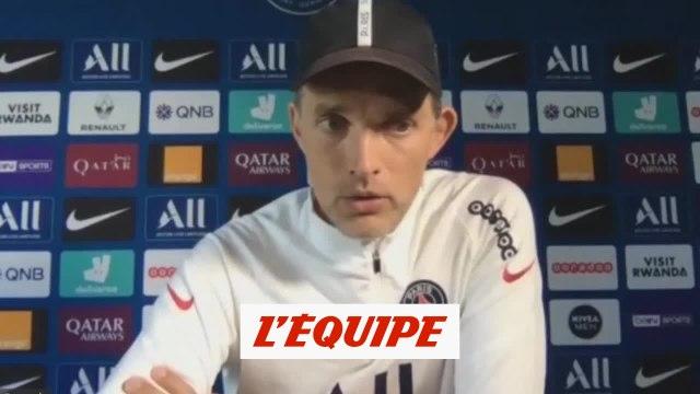 Tuchel : «Je ne sais pas si on va recruter d'autres joueurs» - Foot - L1 - PSG