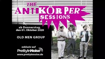 OLD MEN GROUP – Last Man Standing (The Antikörper Sessions)