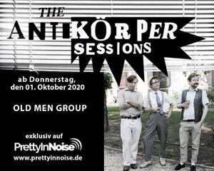 OLD MEN GROUP – Like Everybody Else (The Antikörper Sessions)