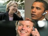 Edwards, Obama & Clinton in Three Way ... Conference Call