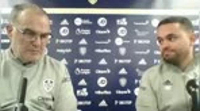 """4e j. - Bielsa : """"Pas un mentor pour Guardiola"""""""