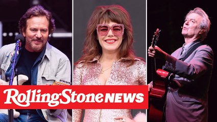 Pearl Jam, David Byrne, Jenny Lewis Appear on Voting Rights Compilation Volume Two | RS News 10/1/20