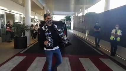 L'arrivo di Pereira