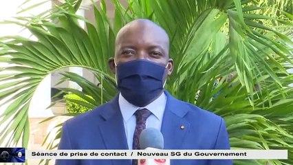 Togo : Kanka-Malik Natchaba veut bâtir une administration publique efficace