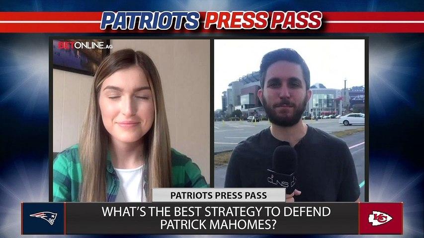How Can the Patriots Defend Patrick Mahomes? | Patriots Press Pass