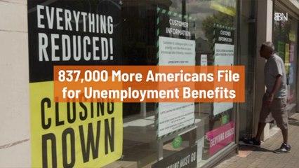 Unemployment Still Rises