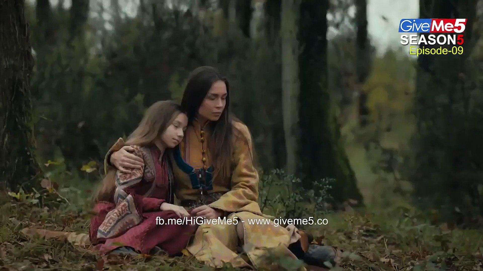 Dirilis Ertugrul Ghazi Season 5 in Urdu Subtitle Episode 9 & 10