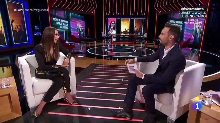 Mónica Naranjo - Entrevista La Pr1mera pregunta - 26.09.2020