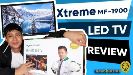 Tech Jungle: Xtreme MF-1900 LED TV