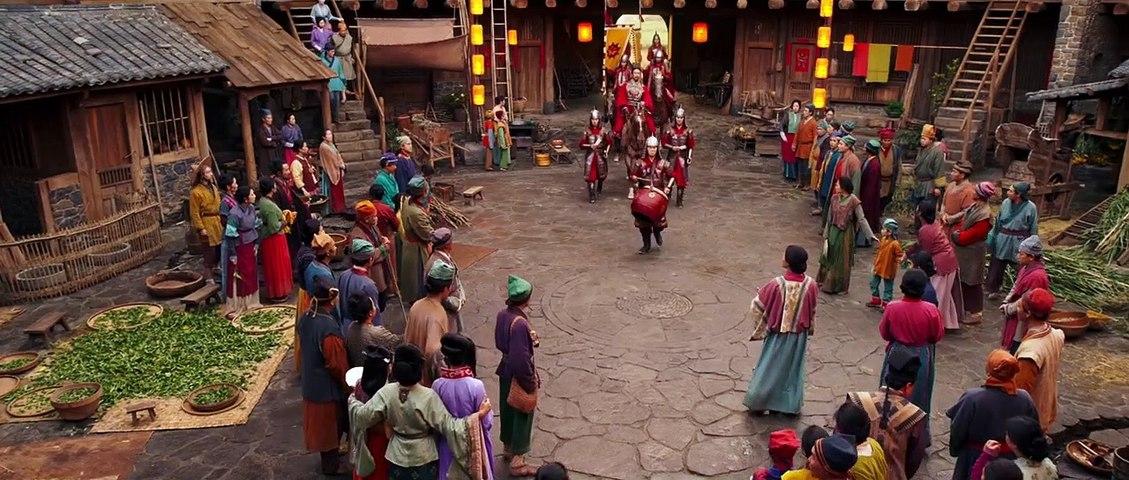 Mulan Bande Annonce VF HD