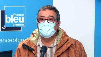 Armand Martinez, président des Gîtes de France en Creuse