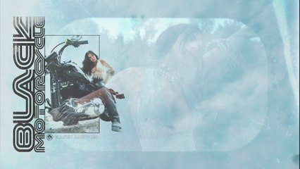 Kassi Ashton - Black Motorcycle