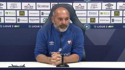 J6 Ligue 2 BKT : La conférence de presse avant SMCaen / Amiens SC