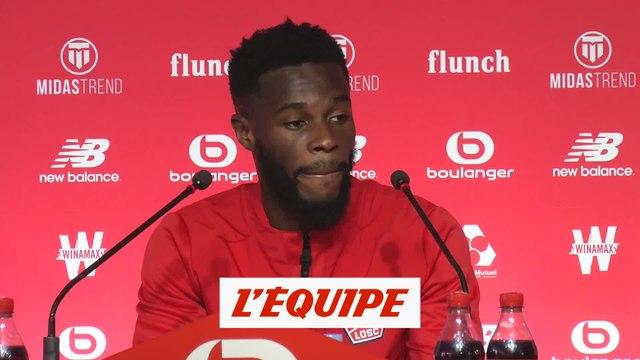 Bamba : «Je n'ai rien changé» - Foot - L1 - LOSC