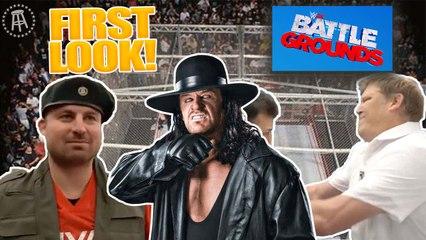 The Undertaker's Wrestling Nickname For Brandon Walker Is Something To Behold
