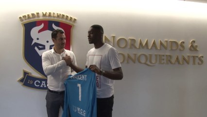 Garissone Innocent rejoint le SMCaen en prêt pour la saison 2020/2021