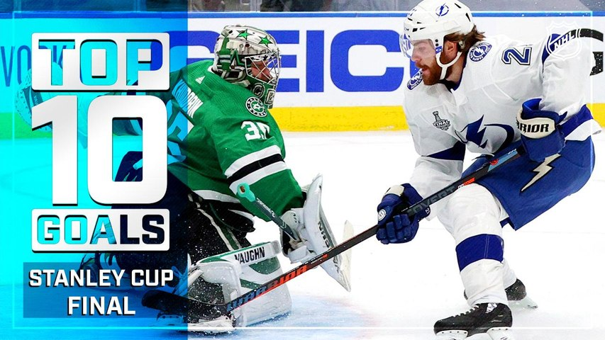 Top 10 Goals of the Stanley Cup Final