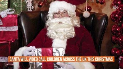 Santa Can Use Zoom