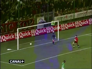 06/02/01 : Makhtar N'Diaye (34') : Rennes - Saint-Étienne (3-1)