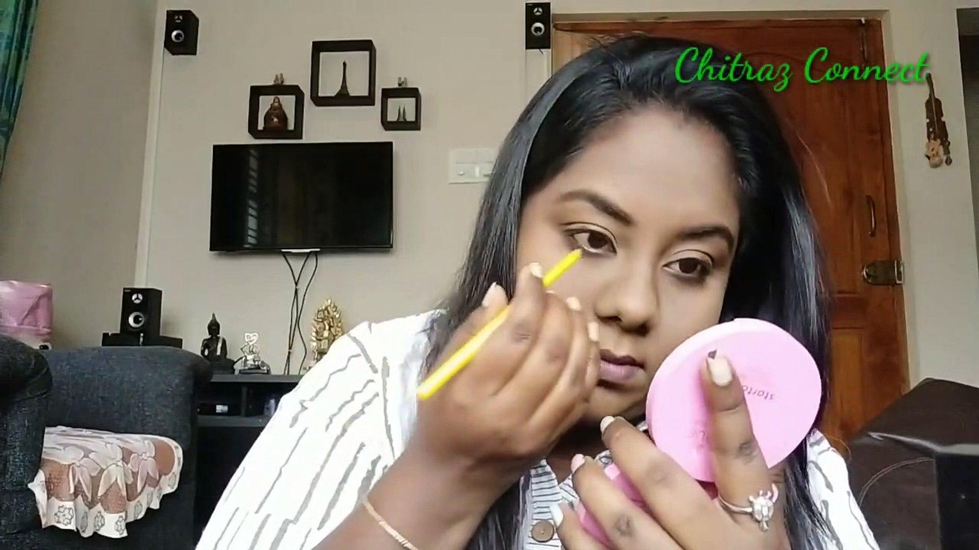 No Makeup Makeup Look In Tamil | Simple Makeup | Everyday Makeup | college Makeup Look