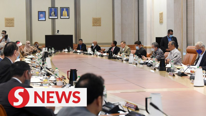 PM chairs special meeting on Covid-19
