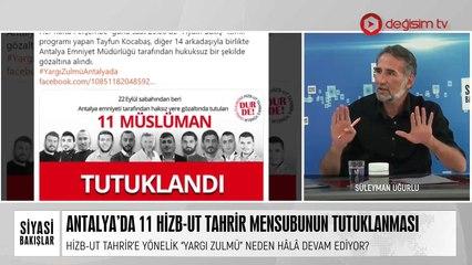 11 Hizb-ut Tahrirli Tutuklandı | Bahçeli'nin Açıklamaları |Azerbaycan-Ermenistan Krizi | Pompeo'nun Yunanistan Ziyareti | S.Arabistan'ın Ambargo Kararı