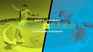 Head 2 Head: Cory Juneau Slides Through The Corner Pocket