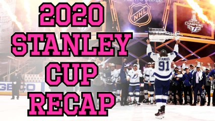 The Lightning Are Cup Champions; Spittin' Chiclets Full Video Recap