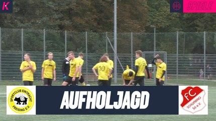 Spannung bis zum Schluss | SC Eintracht Freising U19 – FC Schwabing U19 (U19 Bezirksoberliga 3)