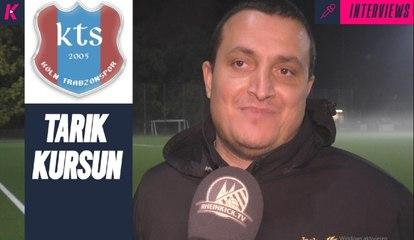 Trabzonspors sportlicher Leiter Tarik Kursun stellt seinen Verein vor