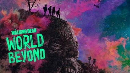 "The Walking Dead: World Beyond Season 1 Episode 1 ""Brave"" Recap + Review - I Am Negan TWD Podcast"