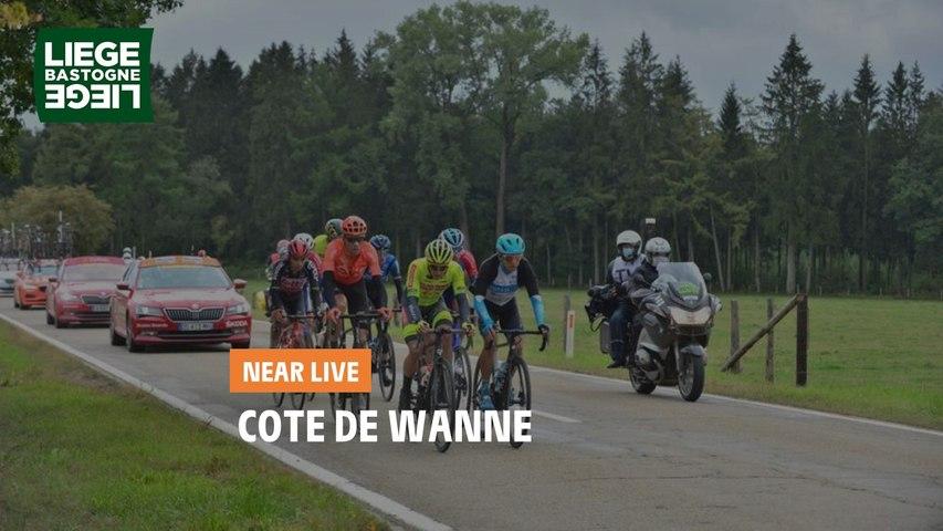 Côte de Wanne - Liège-Bastogne-Liège 2020