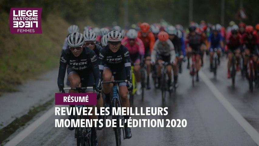 Résumé - Liège-Bastogne-Liège Femmes 2020