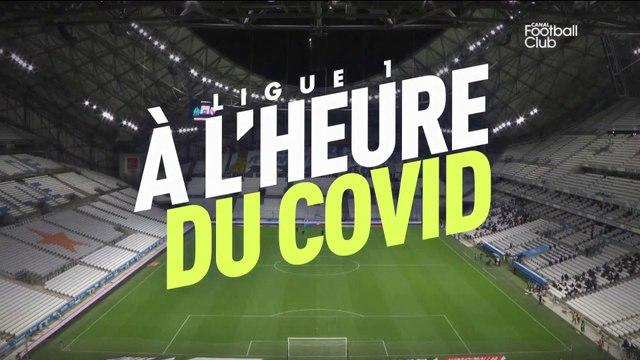 La Ligue 1 Uber Eats à l'heure du Covid