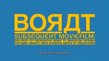 BORAT 2 (2020) Bande Annonce VOSTF - HD