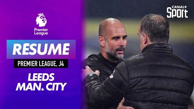 Le résumé de Leeds - Manchester City en VO
