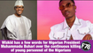 F78NEWS: #EndSars: Wizkid Calls Out Buhari Over Incessant Killing of Nigerian Youths.