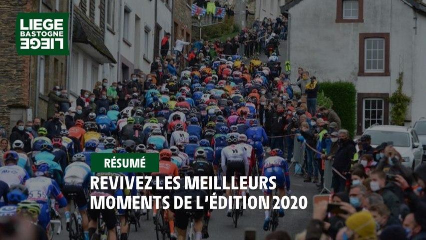 Résumé - Liège-Bastogne-Liège 2020