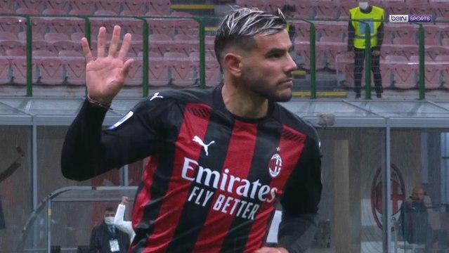 Serie A - Hernandez acteur du 3/3 de l'AC Milan !