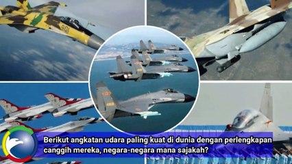 5 Angkatan Udara Paling Digdaya di Dunia