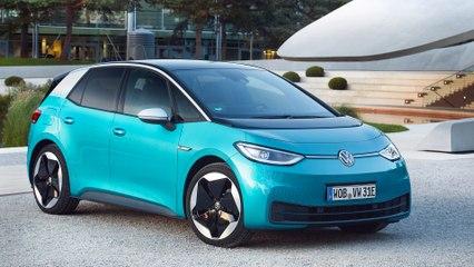 VW ID.3 greift Model 3 und Leaf an - 300 Test-Kilometer im 30.000€ E-Auto