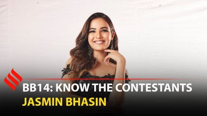 BB14: Being yourself on camera is difficult - Jasmin Bhasin